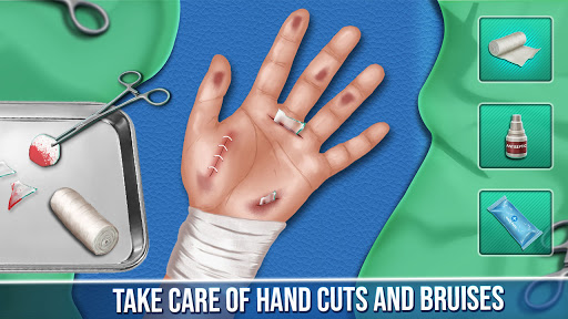 Open Heart Surgery New Games: Offline Doctor Games 3.0.14 screenshots 2