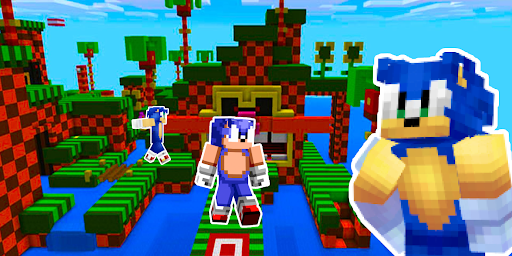 Sonic Skins for Minecraft hack tool