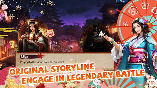 Sengoku Fubu - 2nd Anniversary apkslow screenshots 3