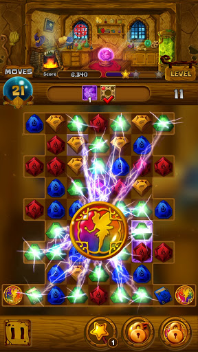 Secret Magic Story: Jewel Match 3 Puzzle 1.0.5 screenshots 3