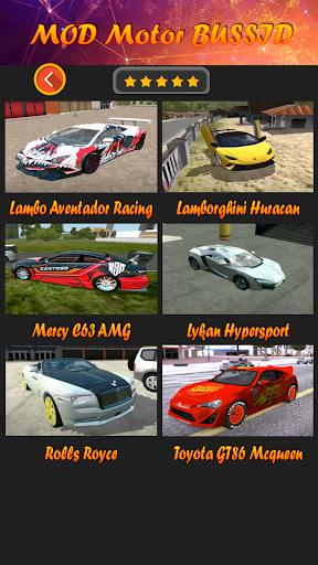 Mod Motor Bussid 1.7 Screenshots 5