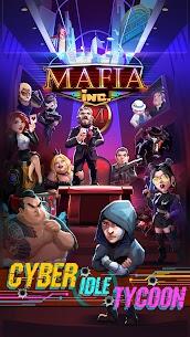 Mafia Inc Mod Apk- Idle Tycoon Game (Unlimited Money) 1