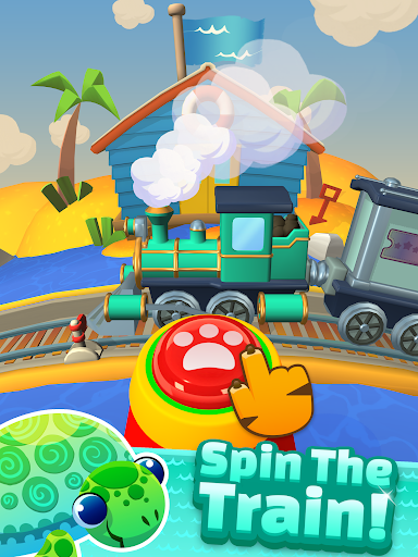 Spin a Zoo - Tap, Click, Idle Animal Rescue Game!  screenshots 7