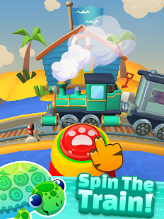 Spin a Zoo - Tap, Click, Idle Animal Rescue Game! Screenshot