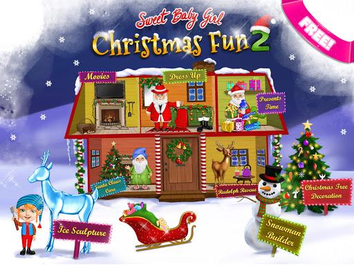 Sweet Baby Girl Christmas 2 5.0.12023 screenshots 12