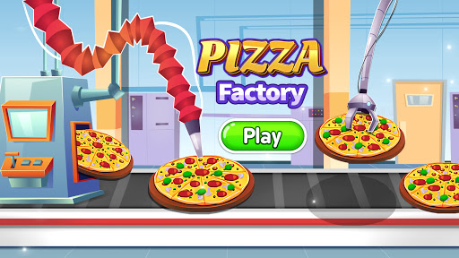 Cake Pizza Factory Tycoon: Kitchen Cooking Game modiapk screenshots 1