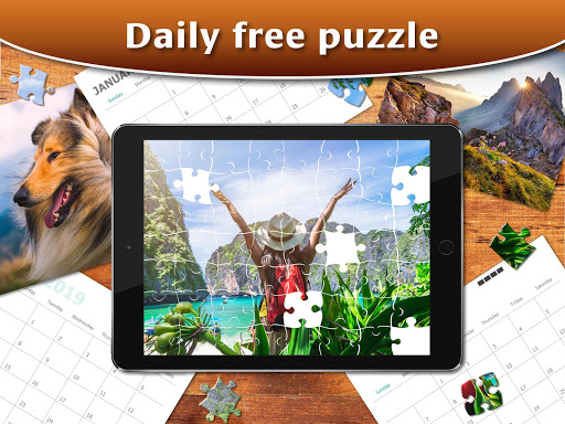 Jigsaw Puzzles Collection HD - Puzzles for Adults apktram screenshots 17
