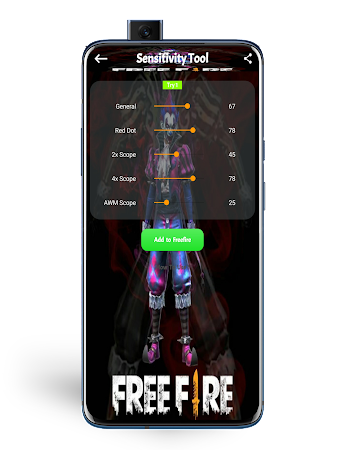 GFX Tool Headshot for Free Fire Sensitivity 2021