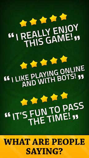 Spades Free: Online and Offline Card Game 3.1.3 screenshots 1