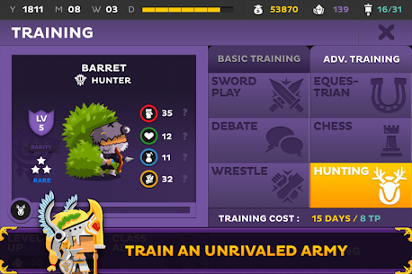 King's League: Odyssey MOD (Unlimited Gold Coins) 4
