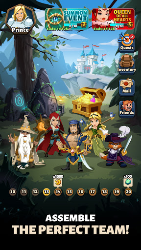 Fable Wars: Epic Puzzle RPG 0.24.0 screenshots 5