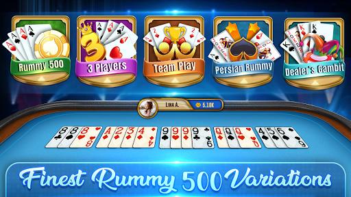 Rummy 500 1.8.0 screenshots 17