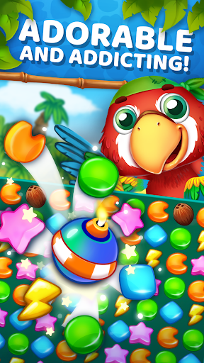 Animatch Friends - cute match 3 Free puzzle game  screenshots 18