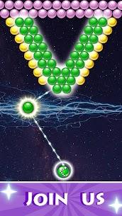 Bubble Shooter: Magic Snail 4
