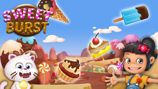 Candy Sweet Story: Candy Match 3 Puzzle  screenshots 23