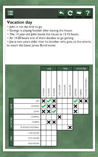 LogiBrain Grids screenshots 10