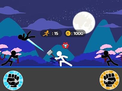 Free Stickman Fighter Epic Battle 2 Apk Download 2021 3