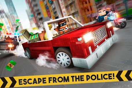 🚔 Robber Race Escape 🚔 Police Car Gangster Chase 3