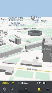 How To Use and Install AzNav Offline GPS navigation For PC 2