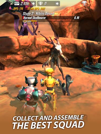 Infinity Legion: Idle Shooter  screenshots 11