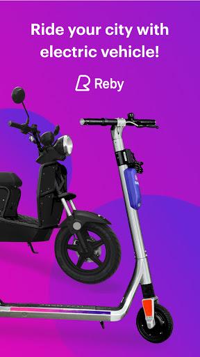 Reby - Ride Away 1.9.3 screenshots 1