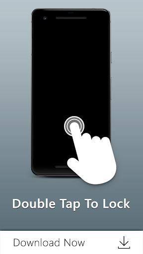 Double Tap To Lock (DTTL) 📴✌ / Fast & Light  screenshots 1