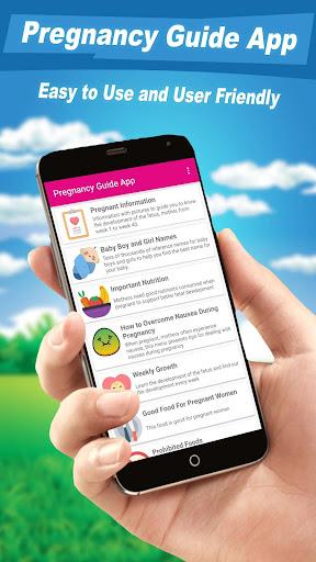 Pregnancy Guide App Pregnancy Guide App 5.0 Screenshots 15
