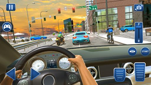 Car Driving School Simulator 2021: New Car Games  screenshots 3