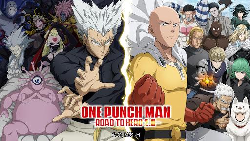 One-Punch Man: Road to Hero 2.0 2.1.8 screenshots 1