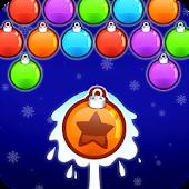 icono Disparador de burbujas Holiday