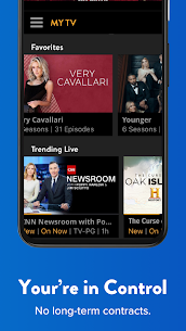 SLING: Live TV, Shows & Movies 5