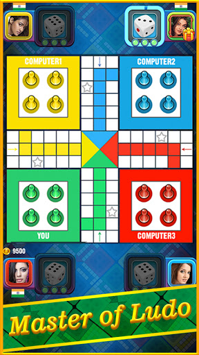 Ludo Master™ - New Ludo Board Game 2021 For Free  screenshots 3