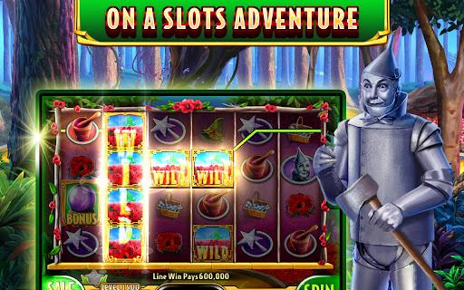 Wizard of OZ Free Slots Casino Games 165.0.2099 screenshots 3