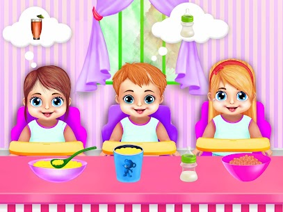 Triplet Baby Care Nursery For Pc – Free Download In Windows 7, 8, 10 And Mac 2