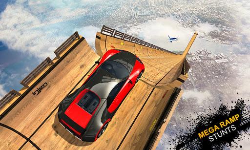 Impossible GT Car Racing Stunts 2021 Apkfinish screenshots 6