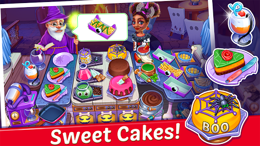 My Cafe Shop - Indian Star Chef Cooking Games 2020 apklade screenshots 1