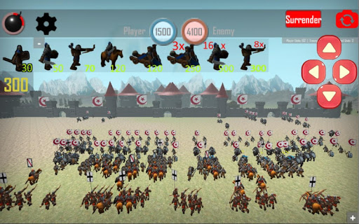 Holy Land Wars 2.1 screenshots 3