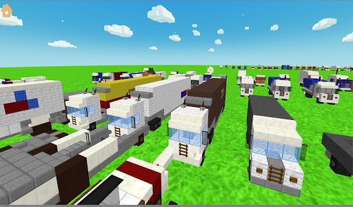 Car build ideas for Minecraft 186 screenshots 1