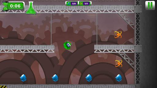 Code Triche Lab Chaos - Action packed platforming speedrun APK MOD (Astuce) screenshots 1