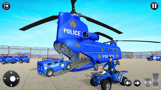Grand Police Transport Truck 1.0.24 Screenshots 4