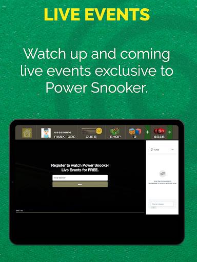 Power Snooker apkpoly screenshots 22
