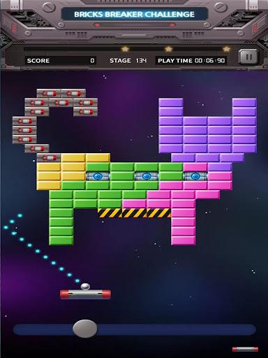 Bricks Breaker Challenge apkpoly screenshots 2