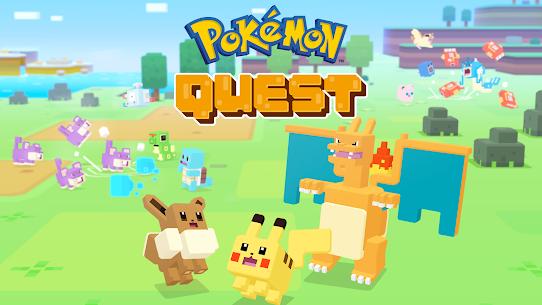 Baixar Pokémon Quest MOD APK 1.0.4 – {Versão atualizada} 1