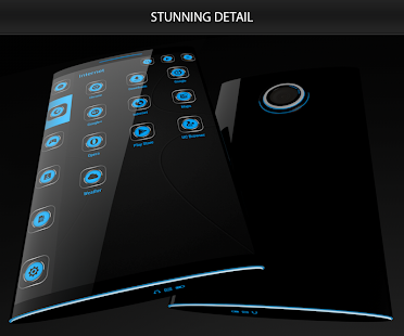 Soft Touch Blue Theme 13.0.5 Screenshots 5