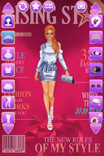 Fashion Model 2020 - Rising Star Girl 1.4 Screenshots 2