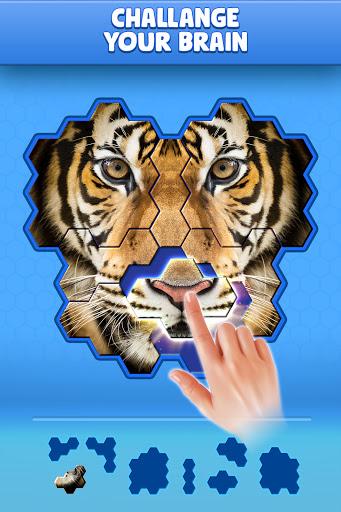 Hexa World Jigsaw - Free Puzzle Quest screenshots 5