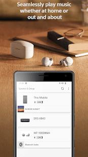 Sony | Music Center 6.1.2 Screenshots 2