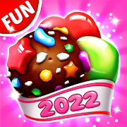 Crazy Candy Blast - Match 3 game