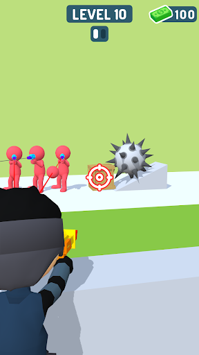 Sniper Runner: 3D Shooting & Sniping 0.7 screenshots 2
