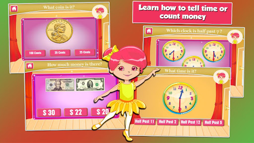 Ballerina Grade 2 Games 3.16 screenshots 8